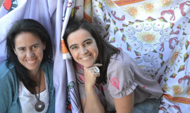 Blanca y Sonia, las creadoras de MrBroc.