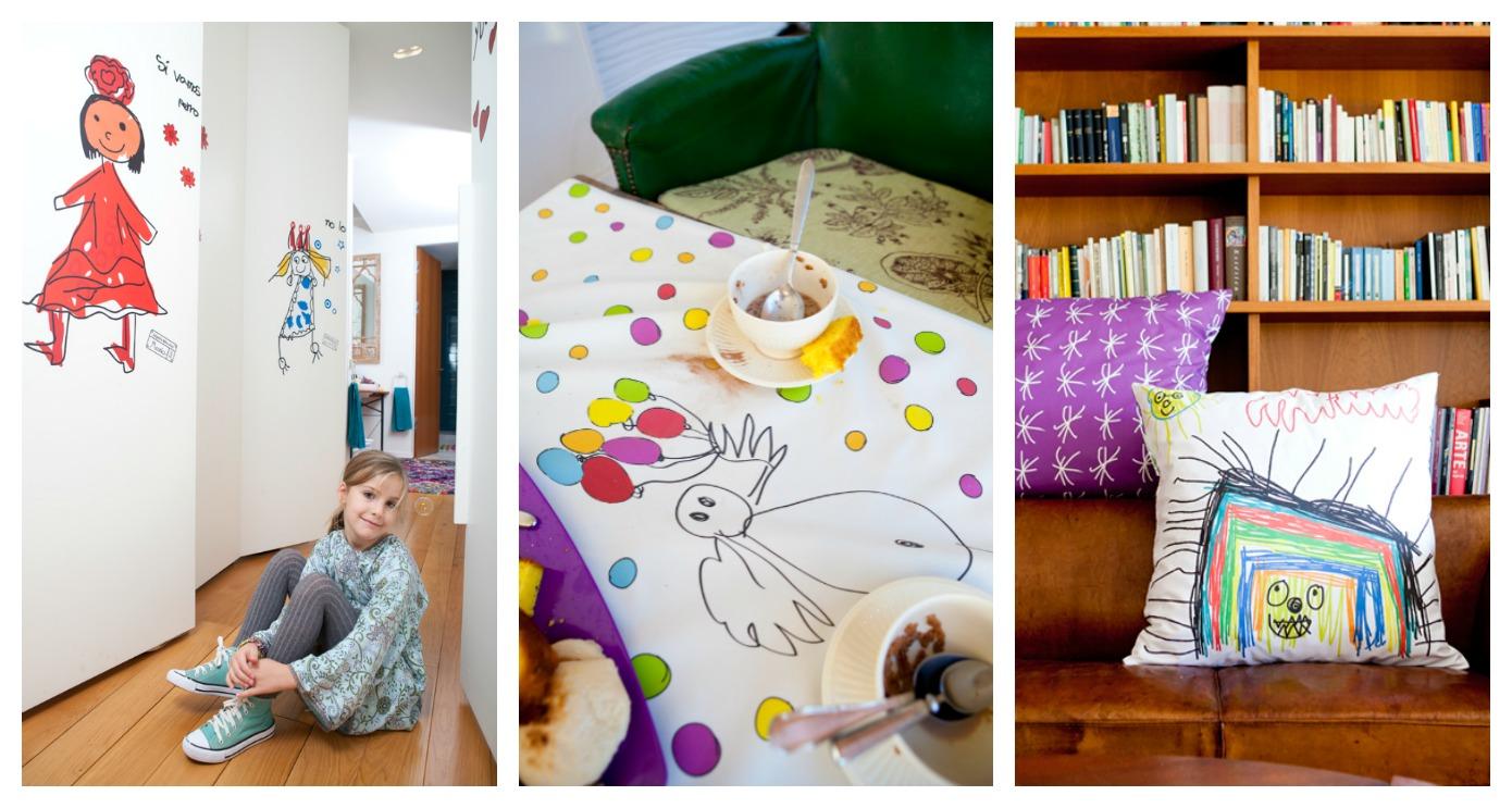 regalos personalizados con dibujos de niños | mrbroc