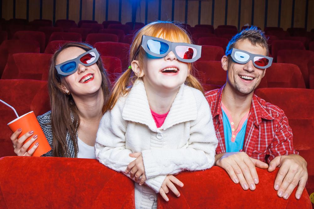 familia cine