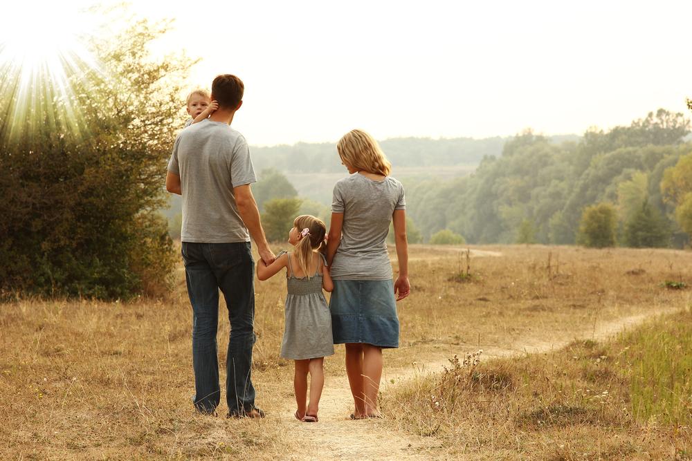 naturaleza familia