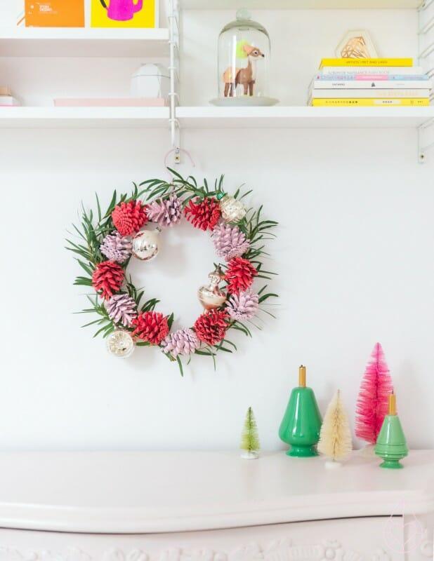 5 manualidades para decorar vuestra casa esta Navidad