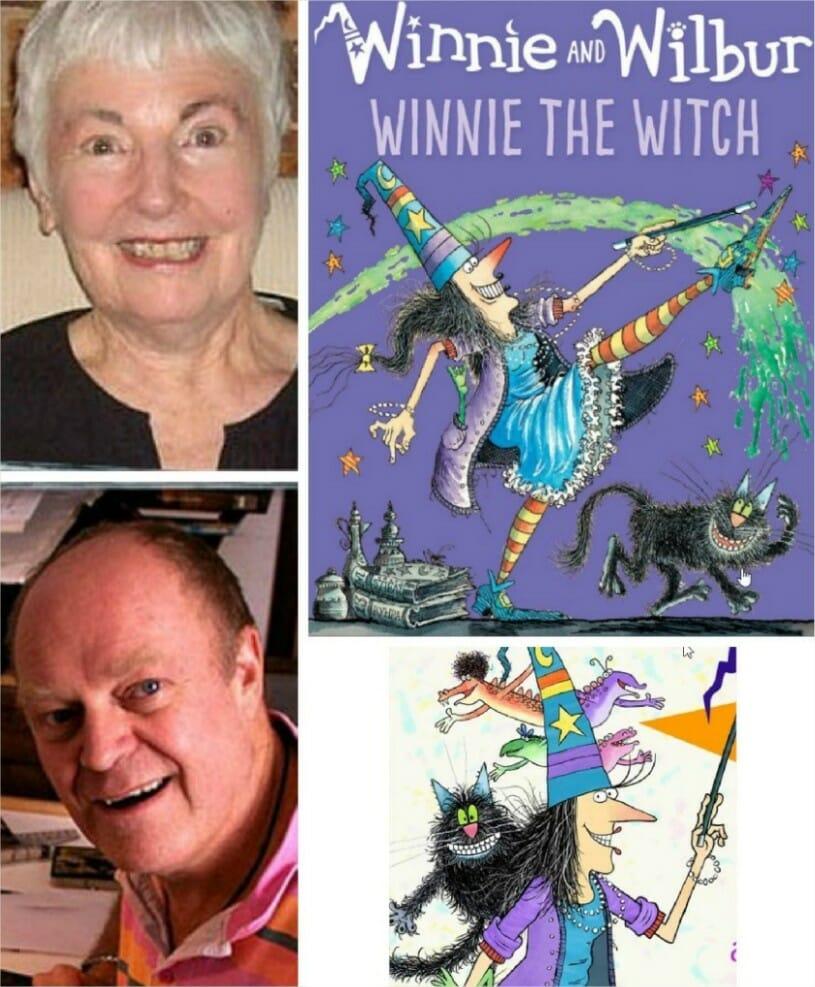 escritores e ilustradores infantiles