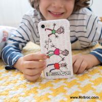 Carcasas personalizadas iphone samsung móvil Mr Broc