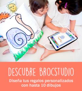 BrocStudio mr broc regalos personalizados regalos con dibujos