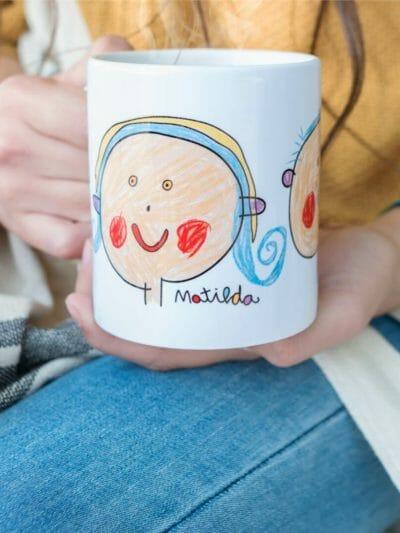 Tazas personalizadas dibujos Mr Broc