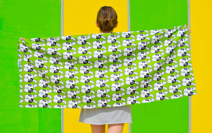 mr broc toalla personalizada dibujos niños regalos originales regalos personalizados