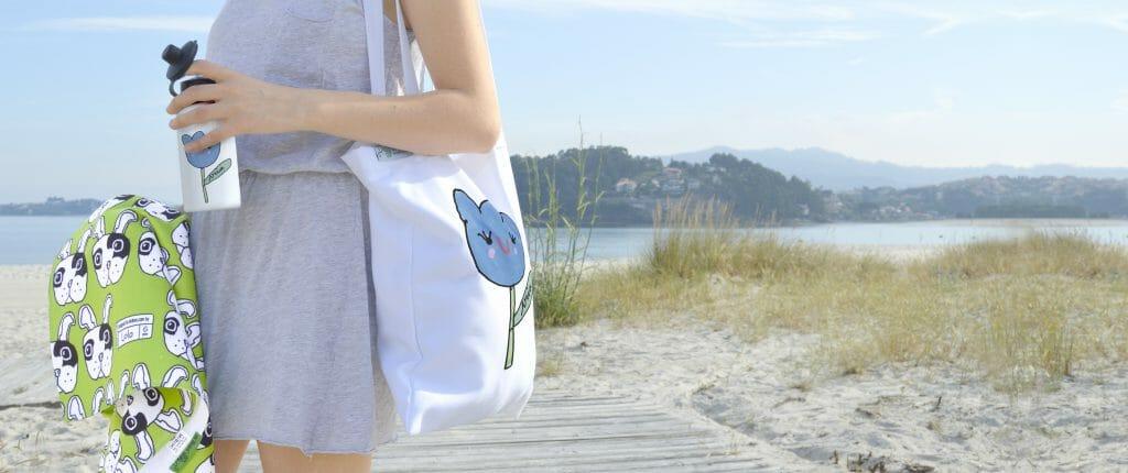 productos personalizados regalos verano mr broc dibujos toalla bolsa tote cantimplora