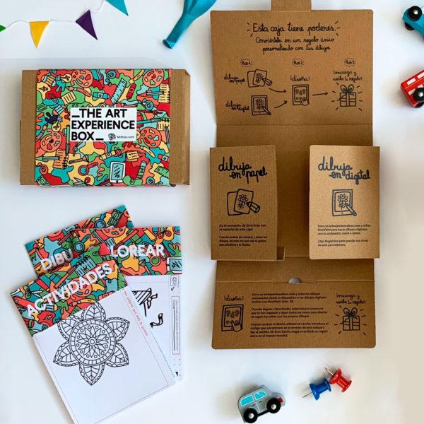 Caja regalo personalizado MrBroc