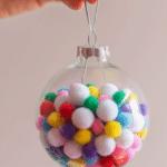 Bola navidad personalizada DIY