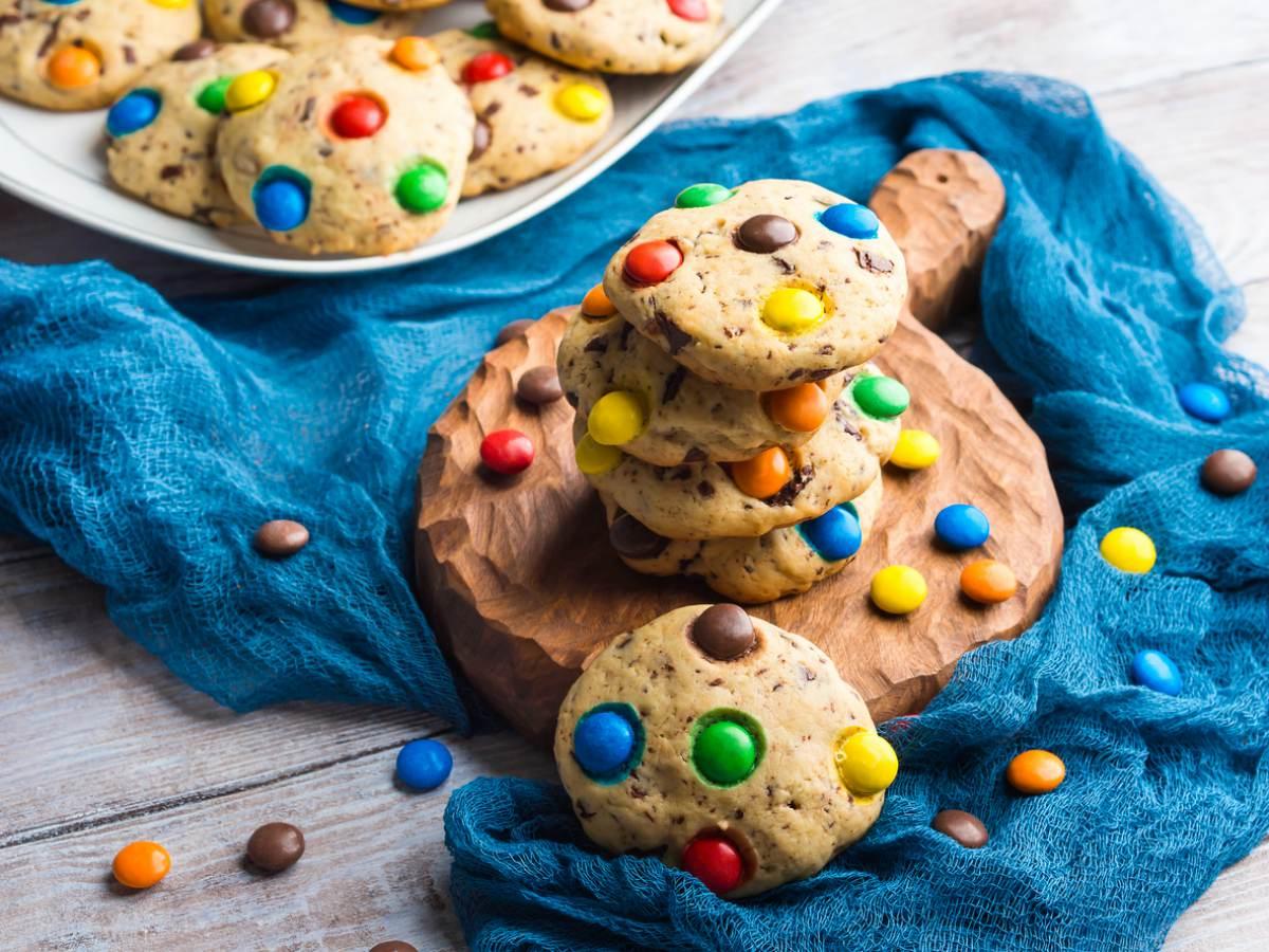 galletas de lacasitos receta facil para niños