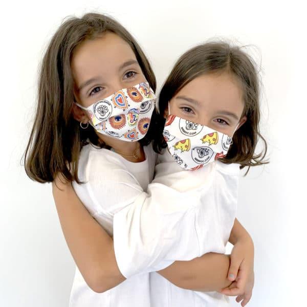 mascarillas higiénicas reutilizables UNE 0065:2020