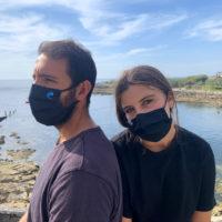 mascarilla lisa mrbroc negra y ola