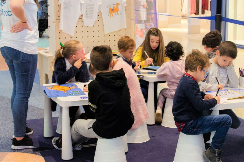 talleres de creatividad niños